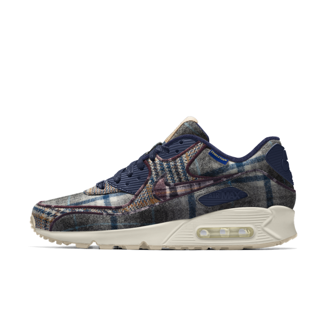 Nike Air Max 90 Pendleton By You Custom CK5072-991