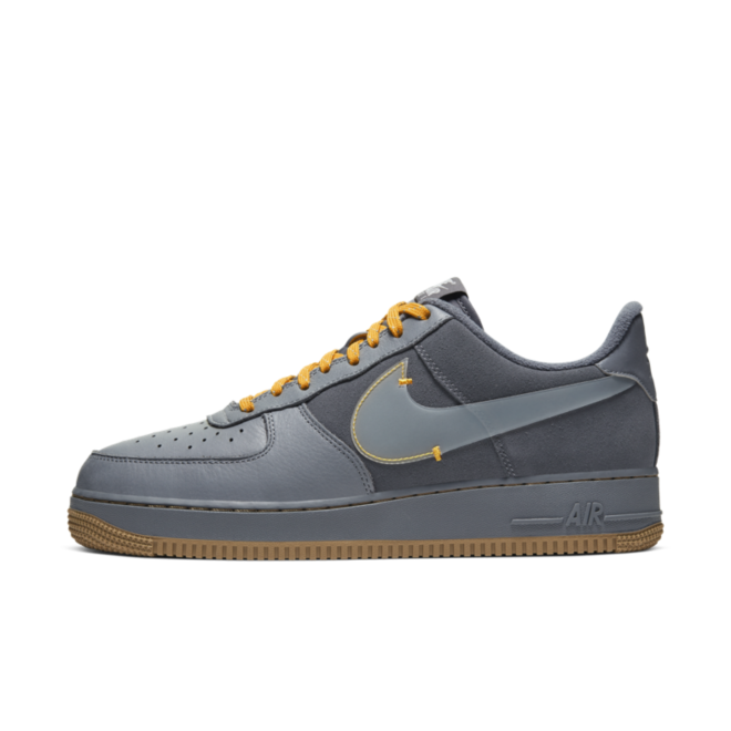 Nike Air Force 1 Premium 'Cool Grey'