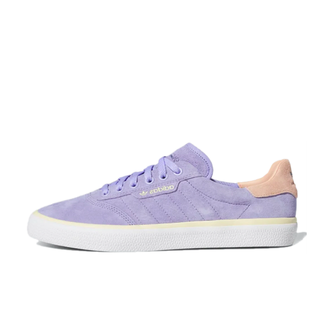 adidas 3MC 'Light Purple' zijaanzicht