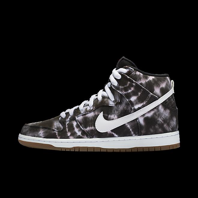 Nike Dunk High Premium SB high-top zijaanzicht