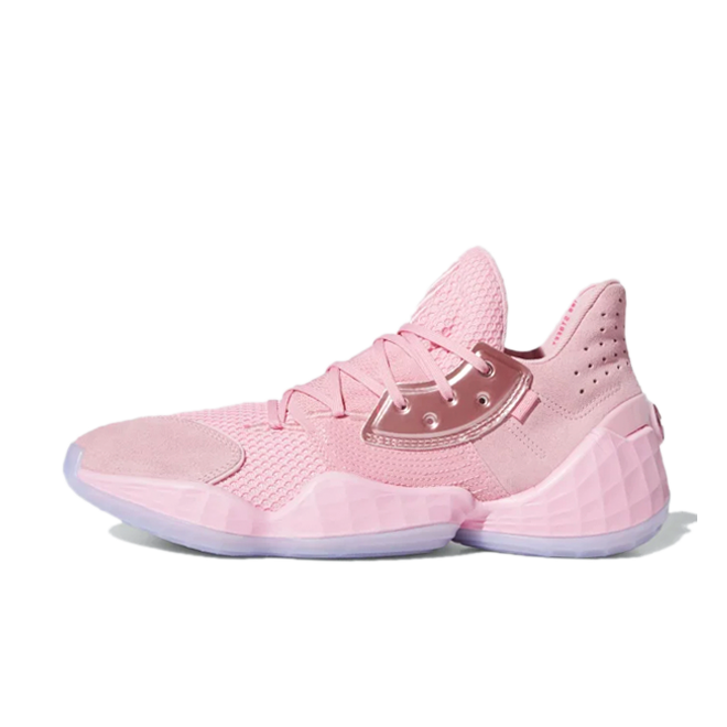 adidas Harden Vol. 4 'Light Pink' zijaanzicht