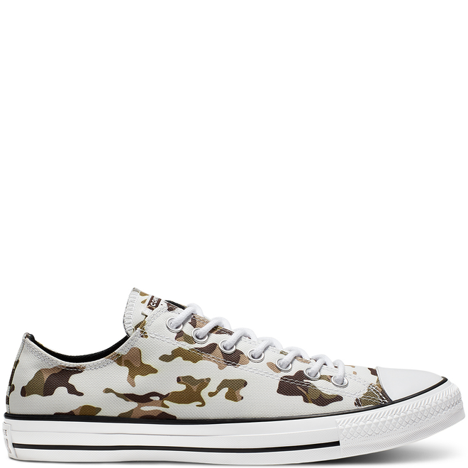 Unisex Allover Camo Chuck Taylor All Star Low Top