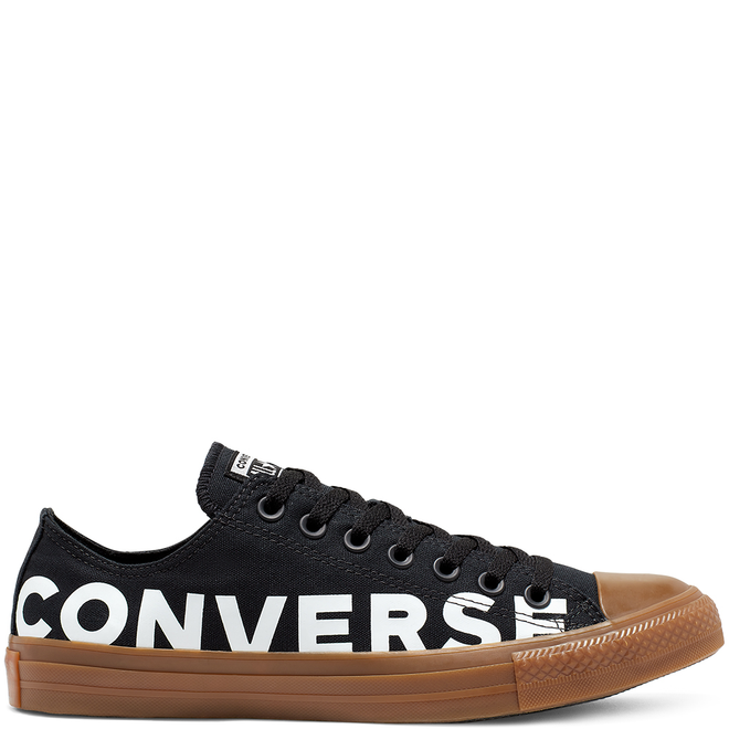 Unisex Converse Chuck Taylor All Star Canvas Wordmark Low Top
