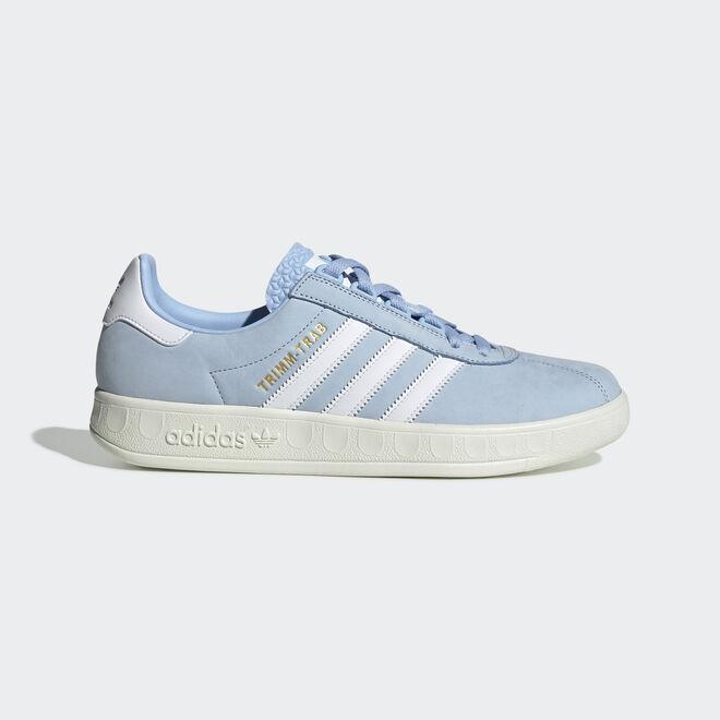adidas Trimm Trab *Samstag* (Glow Blue / Cloud White / Chalk White) EE5635