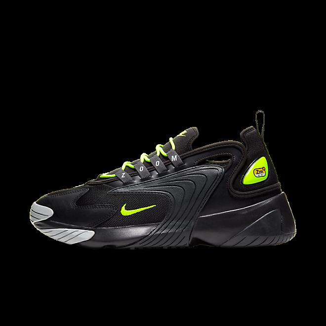 Nike Zoom 2K (Black / Volt - Anthracite - Wolf Grey)