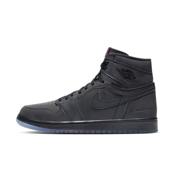 Air Jordan 1 High Zoom 'Fearless' zijaanzicht