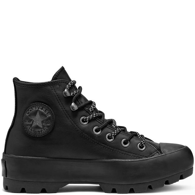 Womens Winter GORE TEX Lugged Chuck Taylor All Star Boot High Top | 566155C