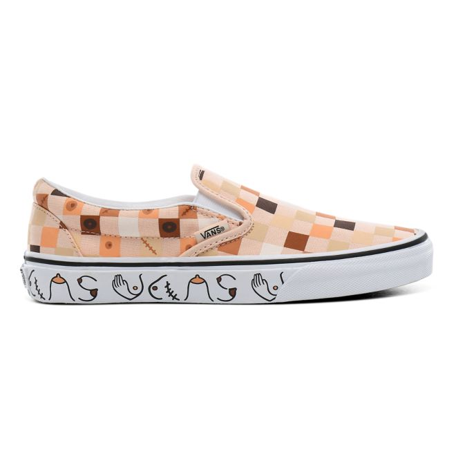 VANS Breast Cancer Awareness Classic Slip-on VN0A4BV3TB3