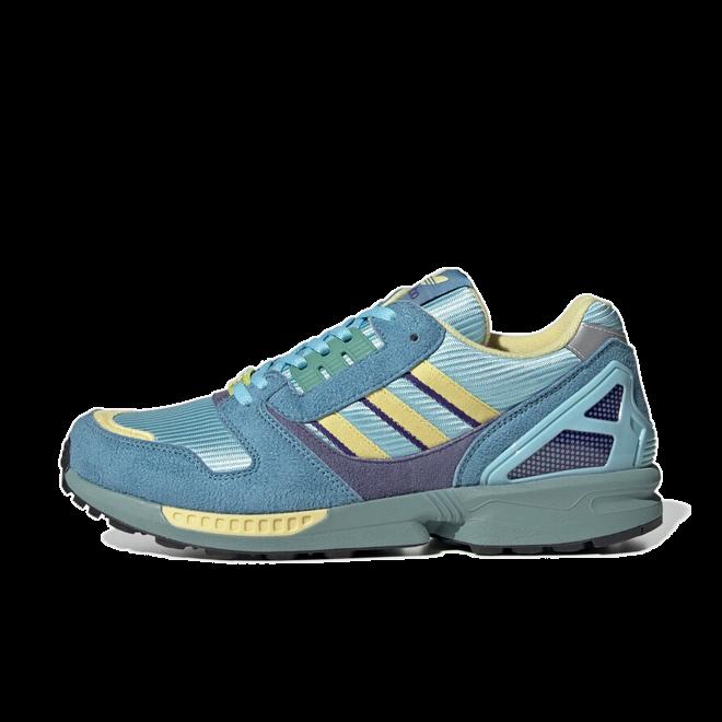 adidas ZX8000 Consortium 'Light Aqua' Sneaker releases