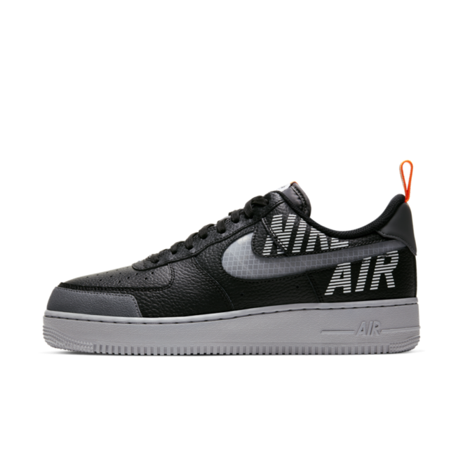 Nike Air Force 1 Low '07 LV8 2 'Black' zijaanzicht