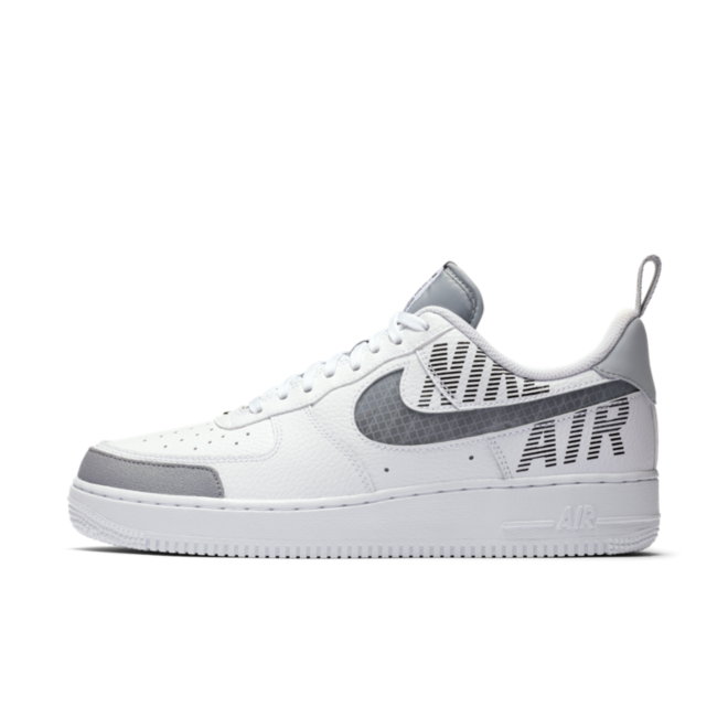 Nike Air Force 1 Low '07 LV8 2 'White' zijaanzicht