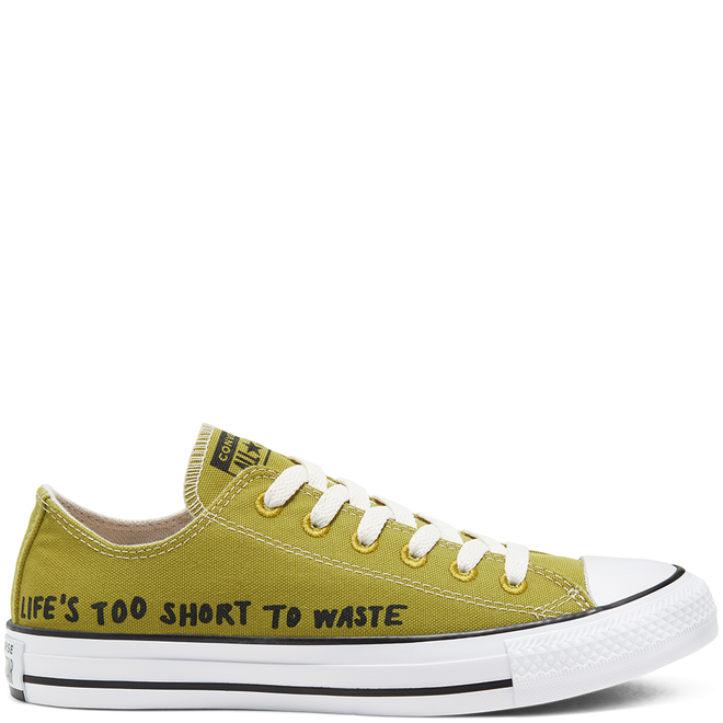 Unisex Renew Canvas Chuck Taylor All Star Low Top