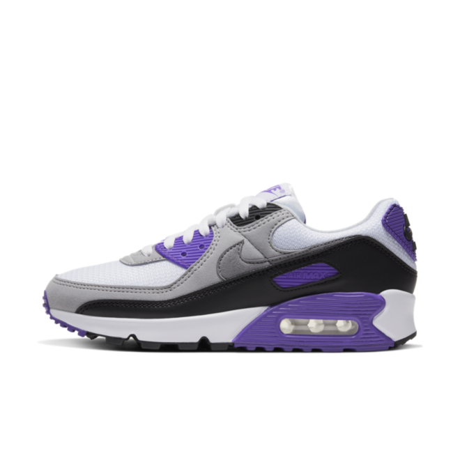 Nike WMNS Air Max 90 OG 'Hyper Grape' zijaanzicht