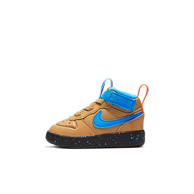 Nike Court Borough Mid 2 (TDV) Sneaker Junior