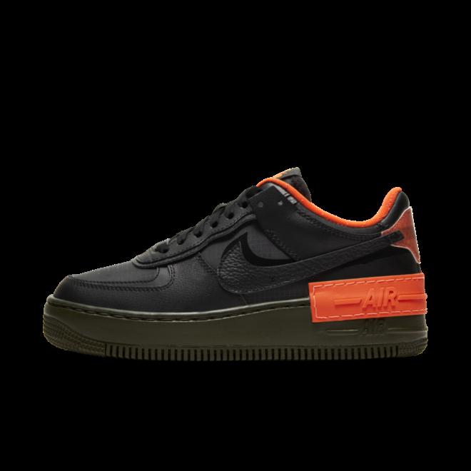 Nike WMNS Air Force 1 Shadow SE 'Orange' CQ3317-001