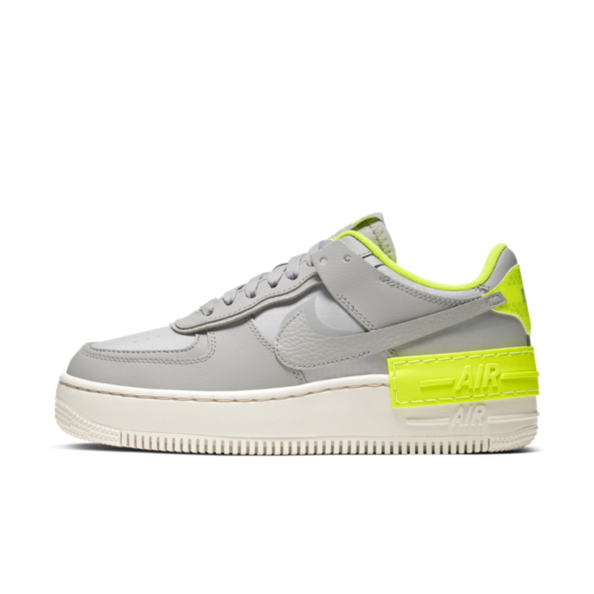 Nike WMNS Air Force 1 Shadow SE 'Grey' CQ3317-002