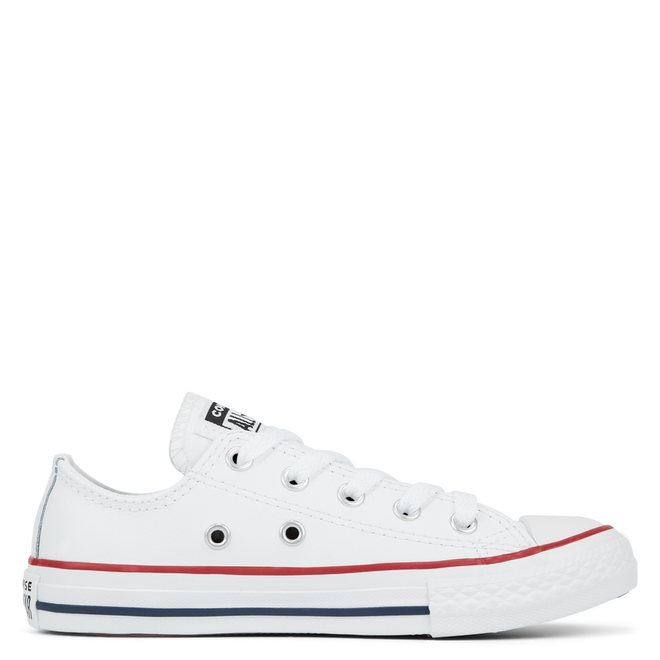 Little Kids Leather Chuck Taylor All Star Low Top