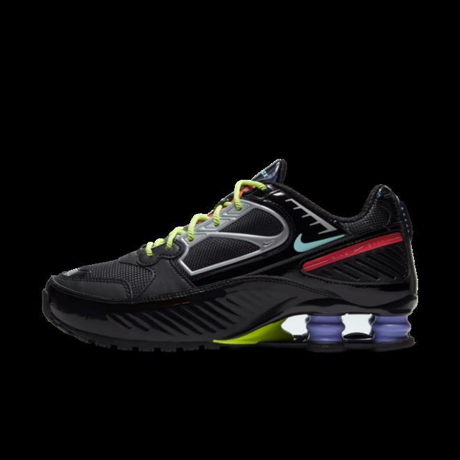 Nike WMNS Shox Enigma zijaanzicht