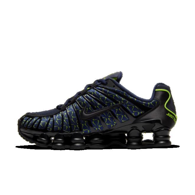 Nike Shox TL 'Min Swoosh' zijaanzicht