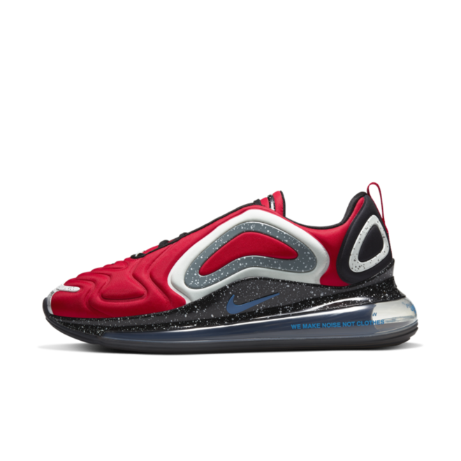 Undercover X Nike Air Max 720 University Red Cn2408 600