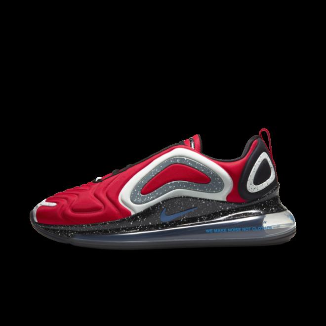 Undercover x Nike Air Max 720 'University Red' zijaanzicht