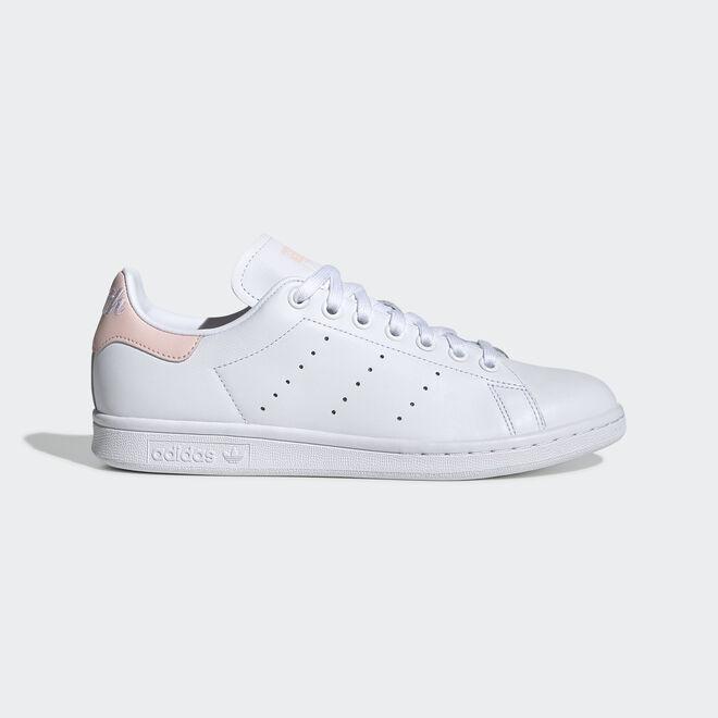 adidas Stan Smith W (Ftwr White / Ice Pink / Ftwr White)
