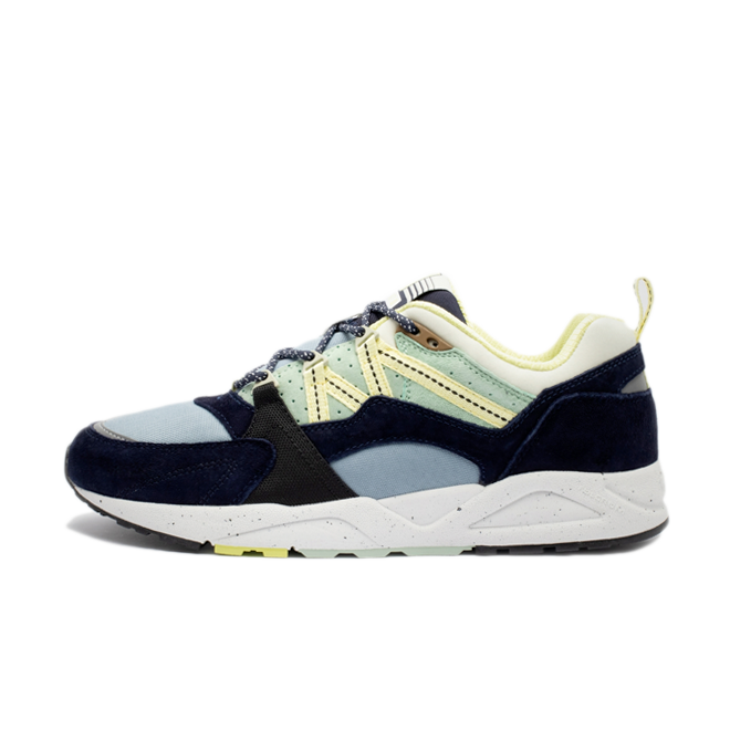 Karhu Fusion 2.0 Night 'Lemonade' zijaanzicht