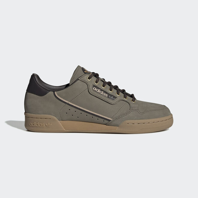 adidas Continental 80 Trace Cargo/ Mesa/ Night Brown