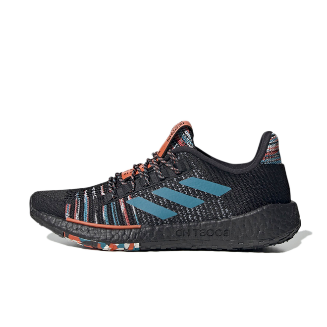 Missoni X adidas Pulseboost HD 'Black/Multi'