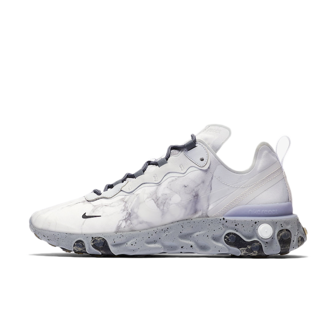 Kendrick Lamar X Nike React Element 55 'Pure Platinum' CJ3312-001