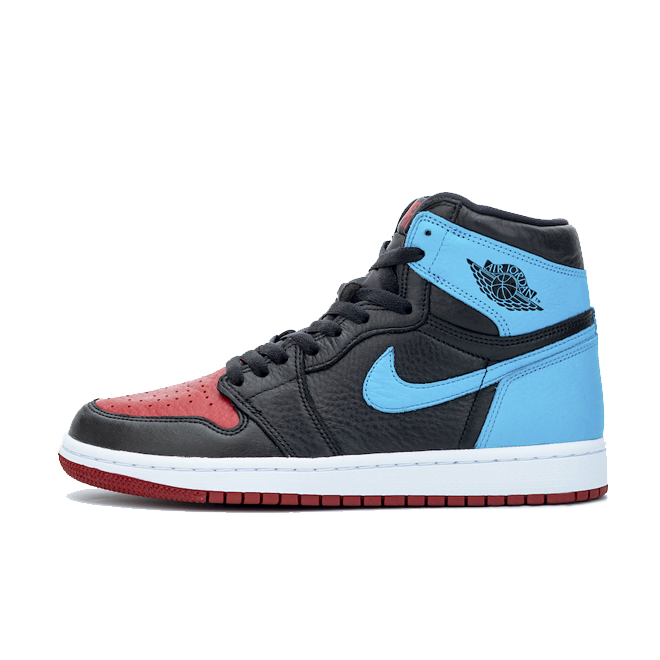 Air Jordan 1 WMNS 'UNC to Chicago' zijaanzicht