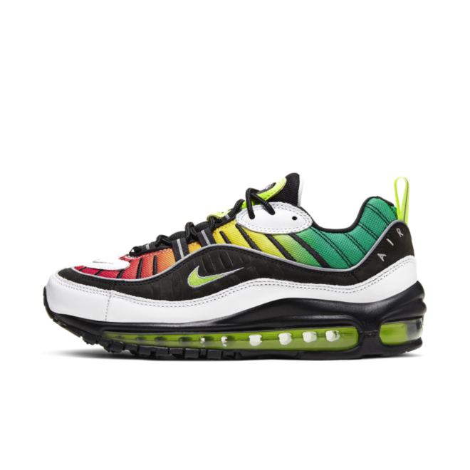 Olivia Kim X Nike Air Max 98 'No Cover'