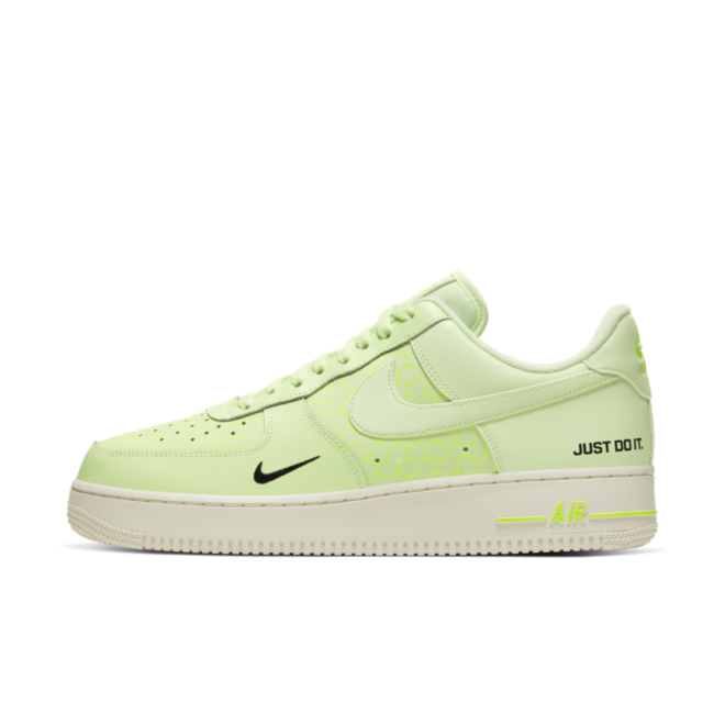 Nike Air Force 1 LV8 'Neon Yellow'