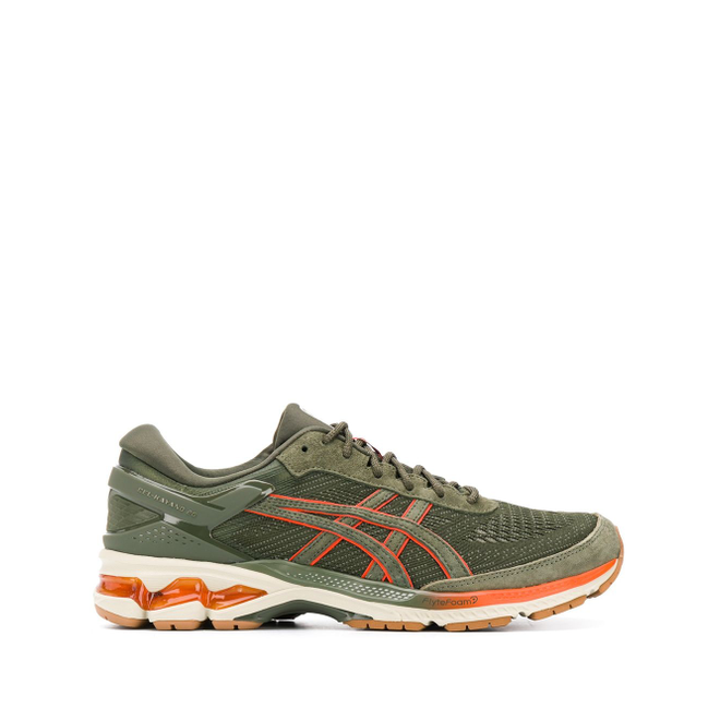 Asics ASICS 1021A274 303 GREEN Synthetic