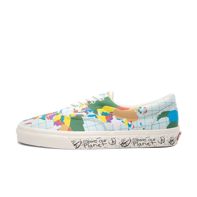 "Vans Era ""Save our Planet Pack - multi"" zijaanzicht"