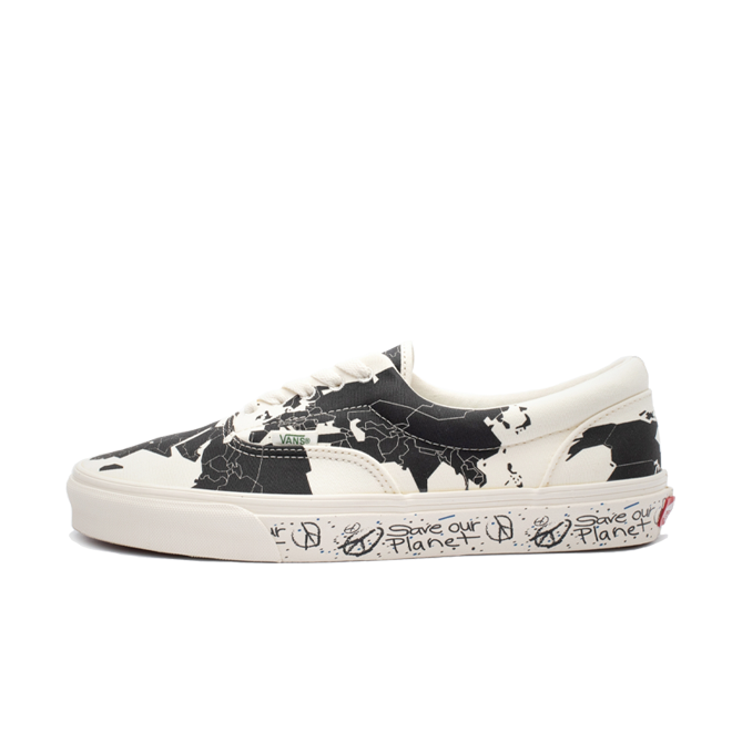 Vans Era 'Save our Planet Pack - Black' zijaanzicht