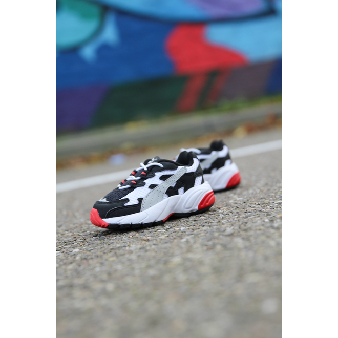 Puma Cell alien og black/red ts