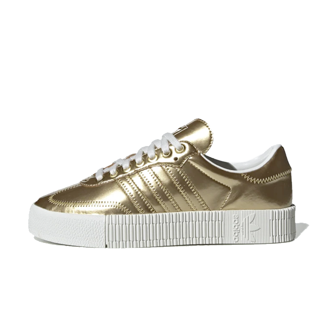 adidas Sambarose 'Liquid Metal - Gold'