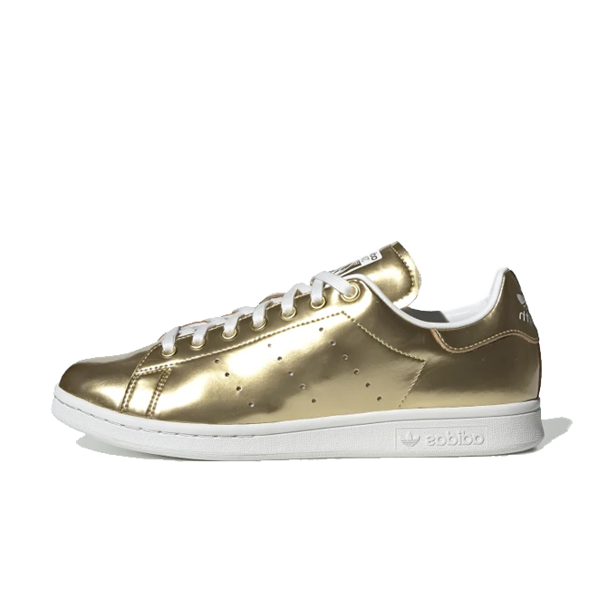 adidas Stan Smith 'Liquid Metal - Gold' FV4298