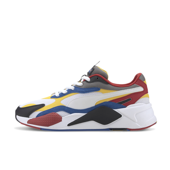 Puma RS-X3 Cube 'Spectra Yellow'