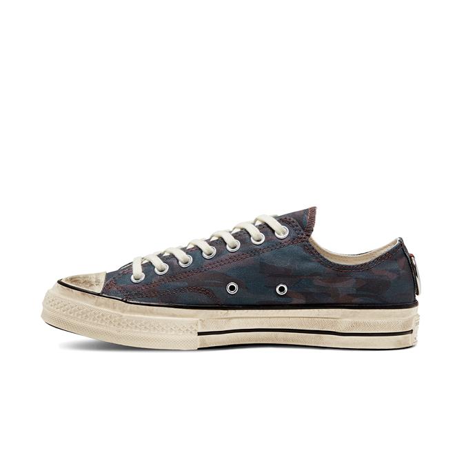 Converse x Undercover Chuck 70 Low 'Camo' Sneaker releases