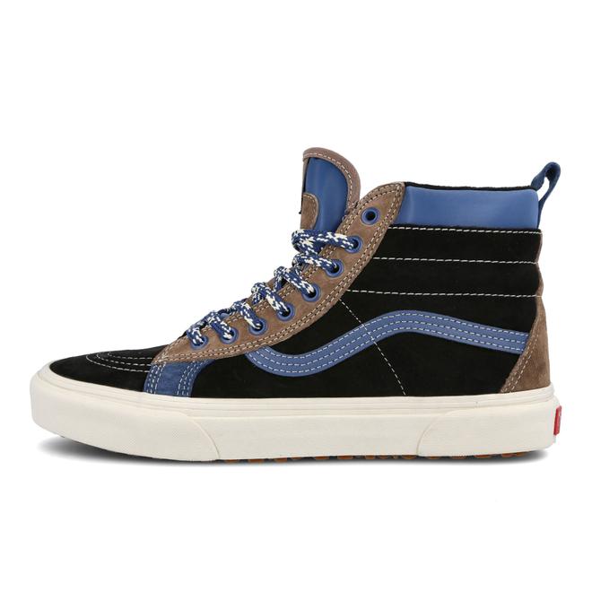 VANS Sk8 Hi MTE sneakers donkerrood   Products in 2019