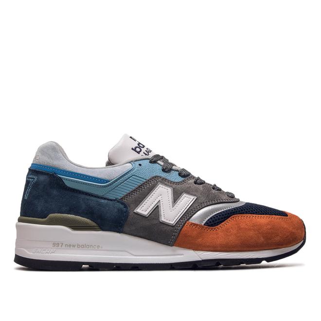 Herren Sneaker M997 NAG Blue Grey White