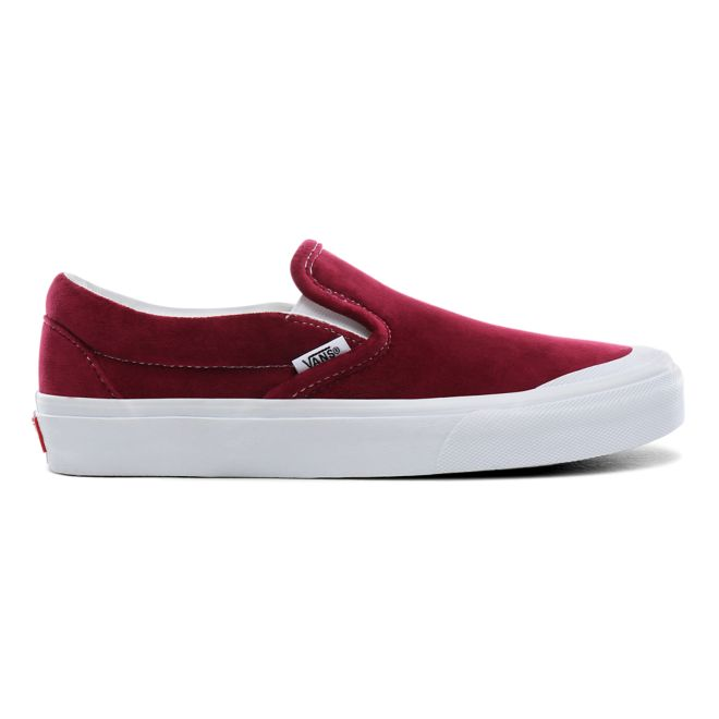 VANS Fluwelen Classic Slip-on Tc