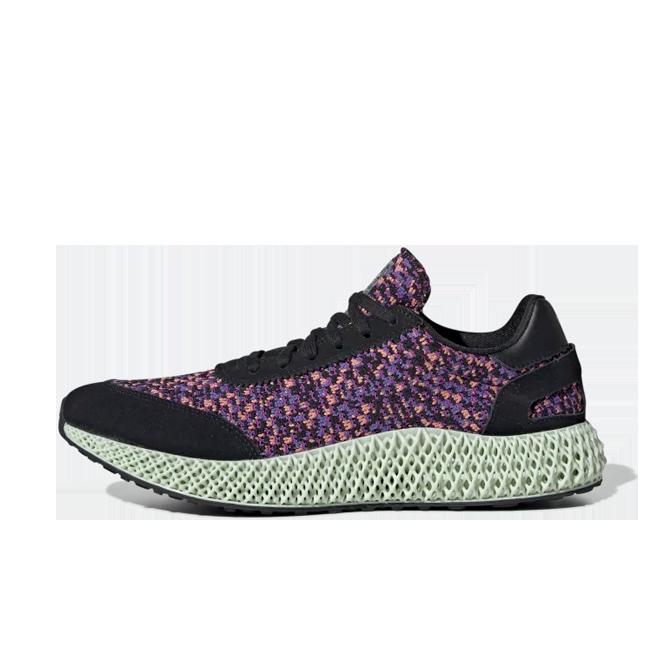 adidas I-4D 'Purple/Semi Coral' - App Exclusive