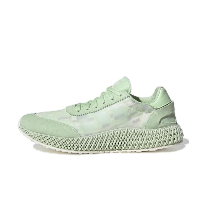 adidas I-4D 'Glow Green' - App Exclusive