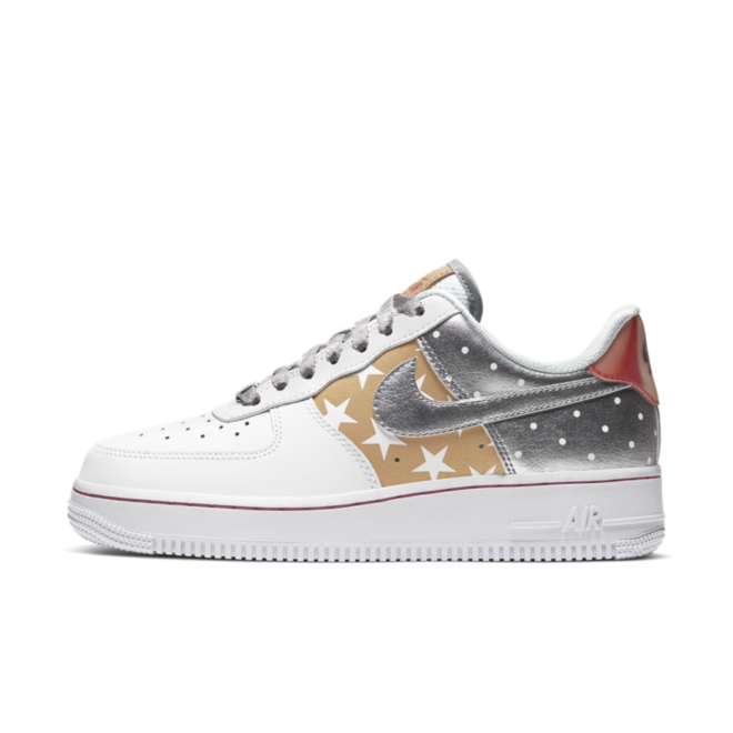 Nike WMNS Air Force 1 'Stars' CT3437-100