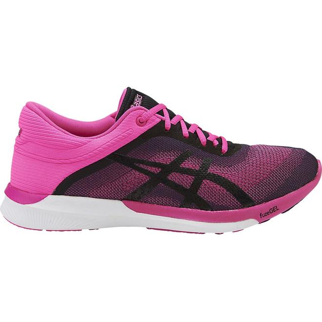 ASICS Fuzex Rush Hardloopschoen Voor Dames Hot Pink