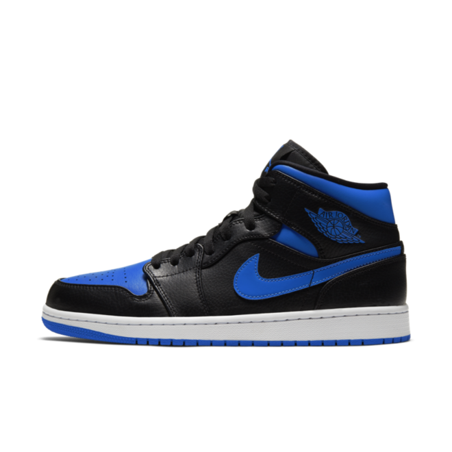 Air Jordan 1 Mid 'Royal' 554724-068