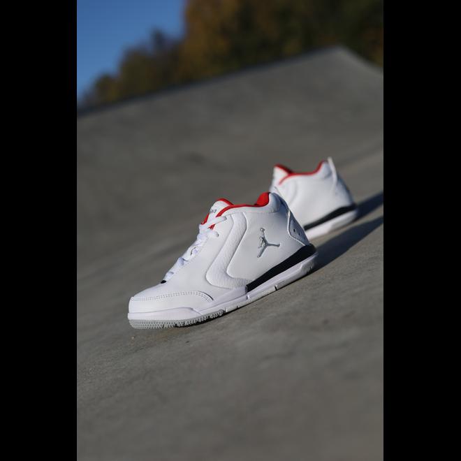 Jordan brand Jordan big fund white/lther ps